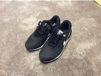Boys Nike trainers size 4