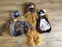 Kids boys girls costumes dressing up outfits for 1-3 year olds