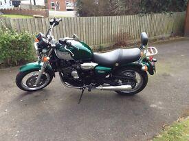 Triumph Legend Motor Bike