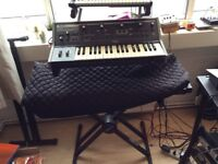 3 tier Quiklok keyboard stand