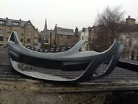 VAUXHALL CORSA D FRONT BUMPER FOR SALE 2011 ONWARDS 7