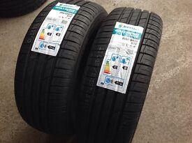 205 55 16 Tyres Jinyu Premium Budget inc Fitting and Balancing
