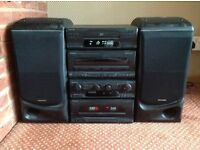 Kenwood Compact Disc audio system