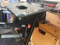 Trend mortice and tenon jig
