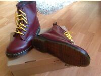 Doc Martin boots ladies size 5