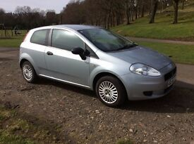 2006 Fiat Punto 1.2 8v Active 3dr cheap tax insurance running costs