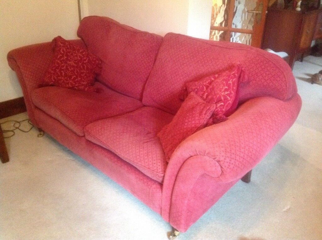 Laura Ashley traditional style sumptuous sofa. | in Southwater, West ...