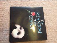 Phantom of the Opera vinyl