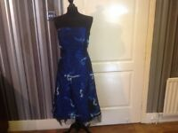 PARTY DRESS ( Zafir London ) BEAUTIFUL FOR CHRISTMAS.. SIZE 10