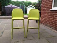 Children's Ikea urban dining chair