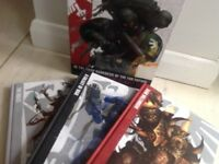 Warhammer 40000 rule book collection