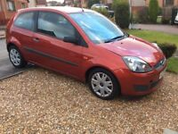2008(08) Ford Fiesta 1.2 Style Climate 3dr, Mot Nov 2018