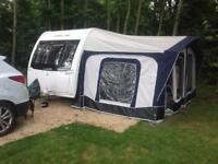 Bradcott caravan awning