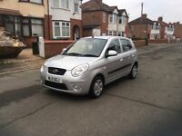 2011 KIA PICANTO 1.0 Spice 5dr hatchback petrol manual 1 owner 54000 miles full service history£1895