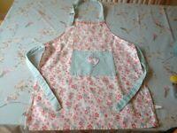 Childs pretty apron