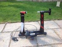 Bike training rollers