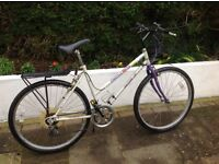 RETRO LADIES SHOPPER BIKE// can deliver