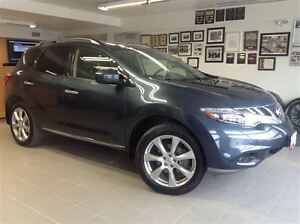 2012 Nissan Murano LE PLATINUM/1 OWNER LOCAL TRADE!!!