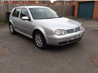VW GOLF GTI-TDI 150BHP,6 SPEED MANUAL,ONLY 2 OWNERS FROM NEW,MOT,SERVICE HISTORY,START & DRIVE GREAT