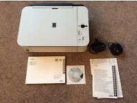 Canon MP250 printer and scanner