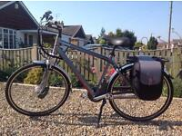Giant Twist Freedom Electric Hybrid EBike Bike Bicycle! Stunning Condition! York Area! Men's/Gents