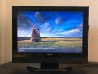 19 inch Techwood tv