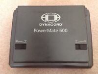 DYnacord 600 power mixer