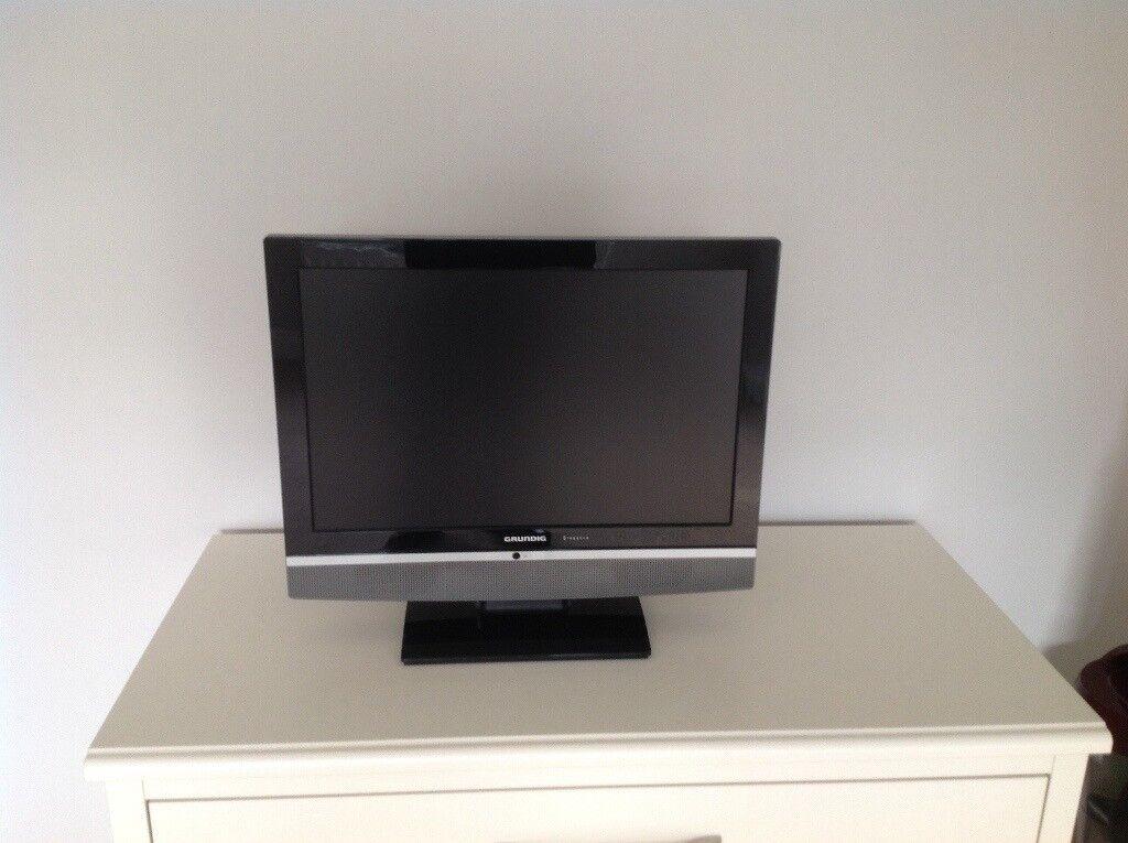 Grundig 19 inch LCD TV