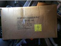 Large sturdy cardboard box