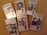 CHARLIE CHAPLIN VIDEOS. Collectors item