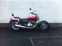 1999 Kawasaki bn125 eliminator. Years mot.