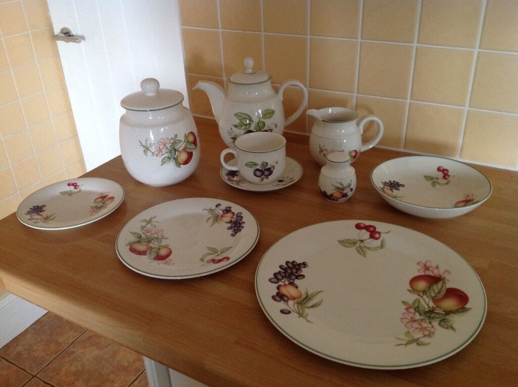 Marks and Spencer Ashbury fine china dinner set ( 57 pieces ) | in  Saltdean, East Sussex | Gumtree