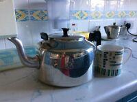 Large catering tea pot