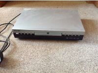 DVD Player - Slimline with Remote Control.