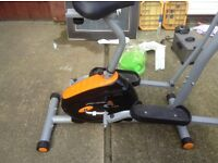V/fit cross trainer like new very good condition