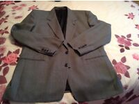 Gents selection jackets and also gents suit