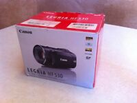 """Professional HD Camcorder/Video Camera *Canon LEGRIA HF-S30* (8MP, 10x Opt Zoom) 3.5"""" TouchscreenLCD"""