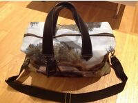 Large Holdall Travel Bag - PAUL SMITH - Classic Mini Design