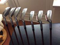 Ladies golf clubs +electric trolley