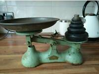 Hilltop kitchen scales