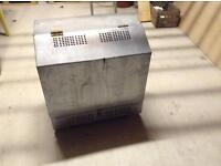 Galvanised gas storage box for sale
