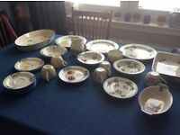 Poole Pottery Dorset Fruits Tableware/cookware collection