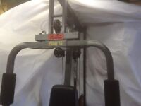 Multi gym PRO POWER very good condition