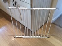 Stair gate from Mothercare