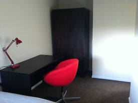 Furnished double-bedroom £500 per month all inclusive, 25mins frequent bus to Oxford centre
