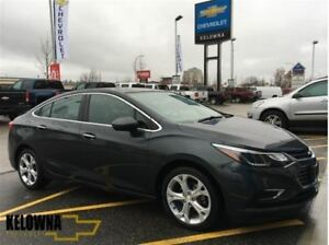 2017 Chevrolet Cruze Premier Auto | Accident Free | Leather