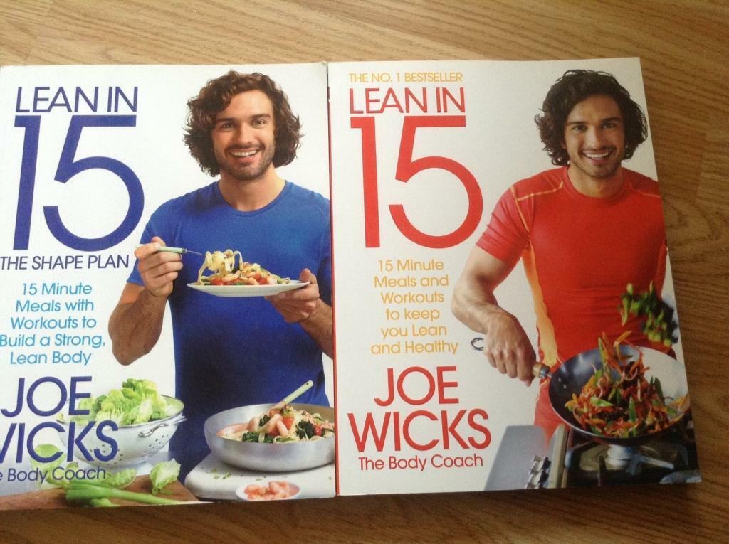 2x body coach books