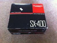 Diamond SX 400 SWR Meter 2mtrs 70cms
