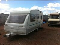 1998 sterling 5 berth caravan