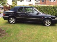 Rover convertible 1998